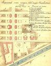 Измайловский пр., дом 2а. План строений и казарм лейб-гвардии Измайловского полка
