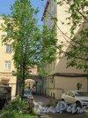 Невский пр., д. 150. Доходный дом. Двор. фото май 2018 г.