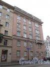 Каменноостровский проспект, дом 15, литера А. Фасад по Каменноостровскому проспекту. Фото 3 марта 2020 г.