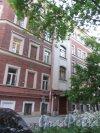Невский проспект, дом 84-86, литера Б. Жилой дом дворе. Вид правого крыла. фото май 2018 г.