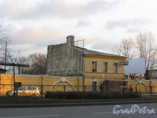 Лиговский проспект, дом 236, литера А. Общий вид здания. Фото 27 февраля 2020 г.