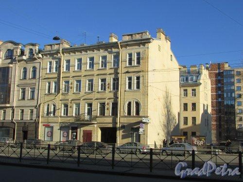 Лиговский проспект, дом 202. Общий вид здания. Фото 25 февраля 2020 г.