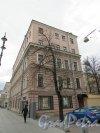 Невский проспект, дом 148. Общий вид корпуса по Невскому проспекту. Фото 7 мая 2020 г.