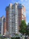 г. Сестрорецк, Дубковское шоссе, дом 11. Общий вид здания. Фото 27 июля 2015 года.