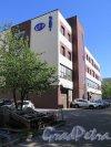 шоссе Революции, д. 69, лит. Ж. Административное здание Ассоциации ЭВТ. Общий вид, фото июнь 2015 г.