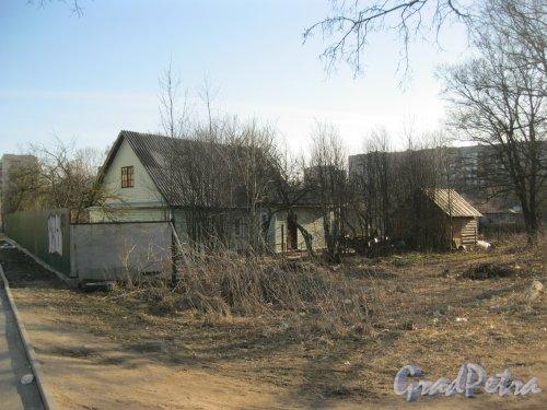 Г. Красное Село, Гатчинское шоссе, дом 7. Общий вид. Фото 8 апреля 2014 г.