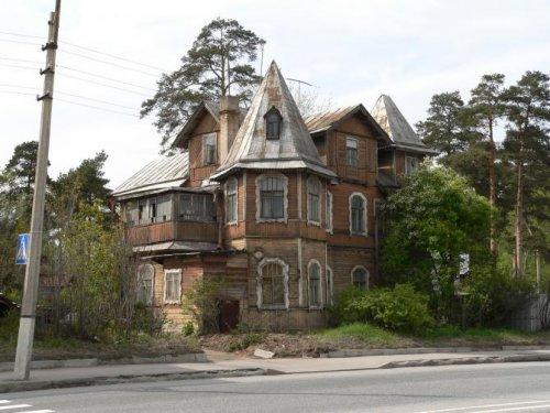 Приморское шоссе, дом 62. общий вид здания.