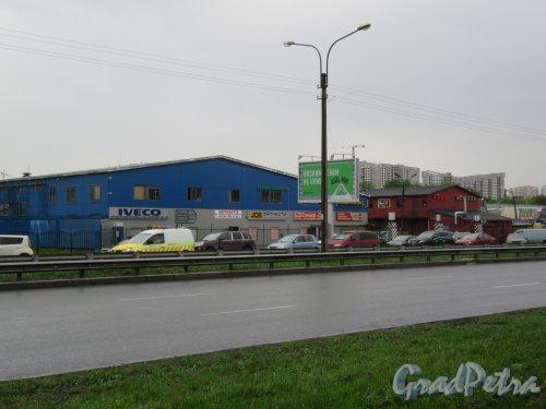 Московское шоссе, д. 13