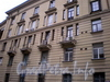 Тульская ул., д. 10. Фрагмент фасада жилого дома. Фото сентябрь 2008 г.