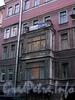 Ул. Чехова, д. 4. Бывший доходный дом. Эркер. Фото октябрь 2009 г.