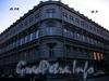 Ул. Некрасова, д. 7 / ул. Чехова, д. 18. Бывший доходный дом. Общий вид здания. Фото октябрь 2009 г.
