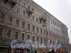 Ул. Ефимова, д. 1 / Сенная пл., д. 4. Бывший доходный дом. Фасад по улице. Фото февраль 2010 г.