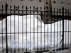Фрагмент ограды Горсткина рынка. Фото февраль 2010 г.