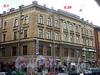 Дом 1 по пер. Крылова и 24 по Садовой ул. Фото 2004 г.