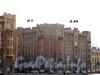 Бородинская ул., 1 / наб. реки Фонтанки, д. 88. Доходный дом Санкт-Петербургского Мещанского общества. Общий вид здания. Фото 2004 г.