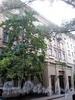 Ординарная ул., д. 10. Бывший доходный дом. Общий вид здания. Фото сентябрь 2009 г.