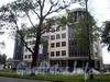 Ул. Савушкина, д. 83, корп. 3. Бизнес-центр «Антарес». Общий вид здания. Фото август 2009 г.