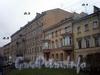 Дома 1, 3 и 5 по улице Рылеева. Фото декабрь 2009 г.