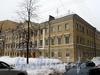 Ул. Рылеева, д. 1 (правая часть) / ул. Короленко, д. 9. Общий вид здания. Фото февраль 2010 г.
