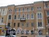 Ул. Рылеева, д. 7. Фасад здания. Фото февраль 2010 г.
