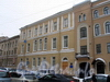 Ул. Рылеева, д. 9. Дом Лисицына. Фасад здания. Фото февраль 2010 г.