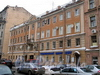 Ул. Рылеева, д. 24. Фасад здания. Фото февраль 2010 г.