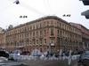Ул. Радищева, д. 42 (угловой корпус) / ул. Рылеева, д. 26. Общий вид здания. Фото февраль 2010 г.