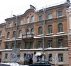 Ул. Рылеева, д. 39. Фасад здания. Фото февраль 2010 г.