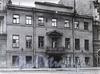 Кирочная ул., д. 10. Дом Ф. И. Демерцова. Фасад здания. Фото 1970-х годов. (из книги «Историческая застройка Санкт-Петербурга»)