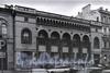 Ул. Чайковского, д. 32. Особняк Б. Б. Гейденрейха (Е. Н. Апраксиной). Фасад здания. Фото 2001 г. (из книги «Историческая застройка Санкт-Петербурга»)
