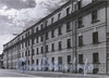 Шпалерная ул., д. 28. Фасад здания. Фото 2001 г. (из книги «Историческая застройка Санкт-Петербурга»)