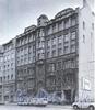 Ул. Белинского, д. 11. Доходный дом А. Ф. Шмюкинга. Фасад здания. Фото 2001 г. (из книги «Историческая застройка Санкт-Петербурга»)