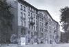 Бородинская ул., д. 6. Здание Общества инженеров путей сообщения. Фасад здания. Фото 2001 г. (из книги «Историческая застройка Санкт-Петербурга»)