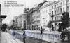 Перспектива нечетной стороны Большой Конюшенной улицы от Шведского переулка в сторону Невского проспекта. (из сборника «Петербург в старых открытках»)