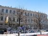 Бол. Конюшенная ул., д. 1. Бывший доходный дом. Фасад по улице. Фото март 2010 г.