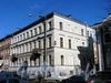 Бол. Конюшенная ул., д. 6. Доходный дом Финской церкви св. Марии. Общий вид здания. Фото март 2010 г.