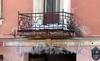 Бол. Конюшенная ул., д. 7. Домжадимировских (Н. Е. Демидовой). Балкон. Фото март 2010 г.