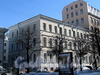 Бол. Конюшенная ул., д. 8. Доходный дом Финской церкви св. Марии. Общий вид здания. Фото март 2010 г.