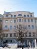 Бол. Конюшенная ул., д. 17. Доходный дом Корсаковых (Я. Ф. Сахара). Фасад здания. Фото март 2010 г.