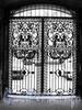 ул. Чайковского, д. 79. Ворота во внутренний двор дома