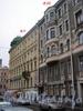Дома 1/33 по Большому пр. П.С. (фасад по улице) и 33 (правая часть) по ул.Блохина