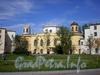 Ул. Гастелло, д. 15, здание Чесменского путевого дворца (ныне Академия Авиаприборостроения) Центральное здание. Фото 2008 г.