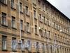 Заставская ул., д.25, фрагмент фасада здания. Фото 2008 г.
