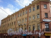 Заставская ул., д. 38, фасад здания по Заставской улице. Фото 2008 г.