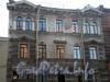 Кирочная ул., д. 16, фрагмент фасада здания. Фото 2008 г.