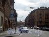Перспектива Колокольной улицы от Владимирского проспекта к улице Марата. Фото 2008 г.