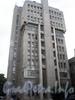 Ул. Маршала Говорова, д. 52, фрагмент фасада здания. Фото 2008 г.