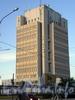 Ул. Орджоникидзе, д. 42, общий вид здания от проспекта Юрия Гагарина. Фото 2008 г.