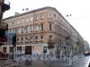 Пересечение Гончарной и Полтавской улиц (Полтавская ул., д. 3/Гончарнаяул., д. 26). Фото 2008 г.