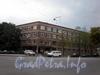 Ул. Бабушкина, д. 1, фасад по Большому Смоленскому проспекту Фото 2008 г.